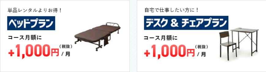 セットアイテム1 家具スクリプション