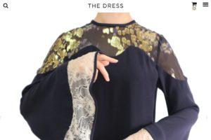 THE DRESS TOP|サブスクセイカツ