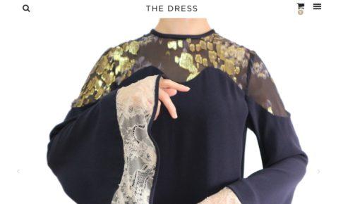 THE DRESS TOP サブスクセイカツ
